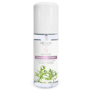 Organic Lemon Savory Floral Water - 100% pure and natural (140ml)