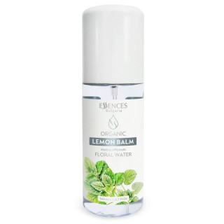 Organic Lemon Balm Floral Water - 100% pure and natural (140ml)