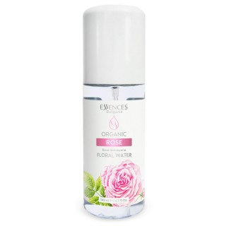 Organic Rose Floral Water - 100% pure and natural (140ml)