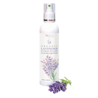 Organic Lavender Floral Water - 100% pure and natural (250ml)
